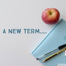 NEW YEAR TERM STARTS ON TUESDAY 7TH JANUARY 2020!